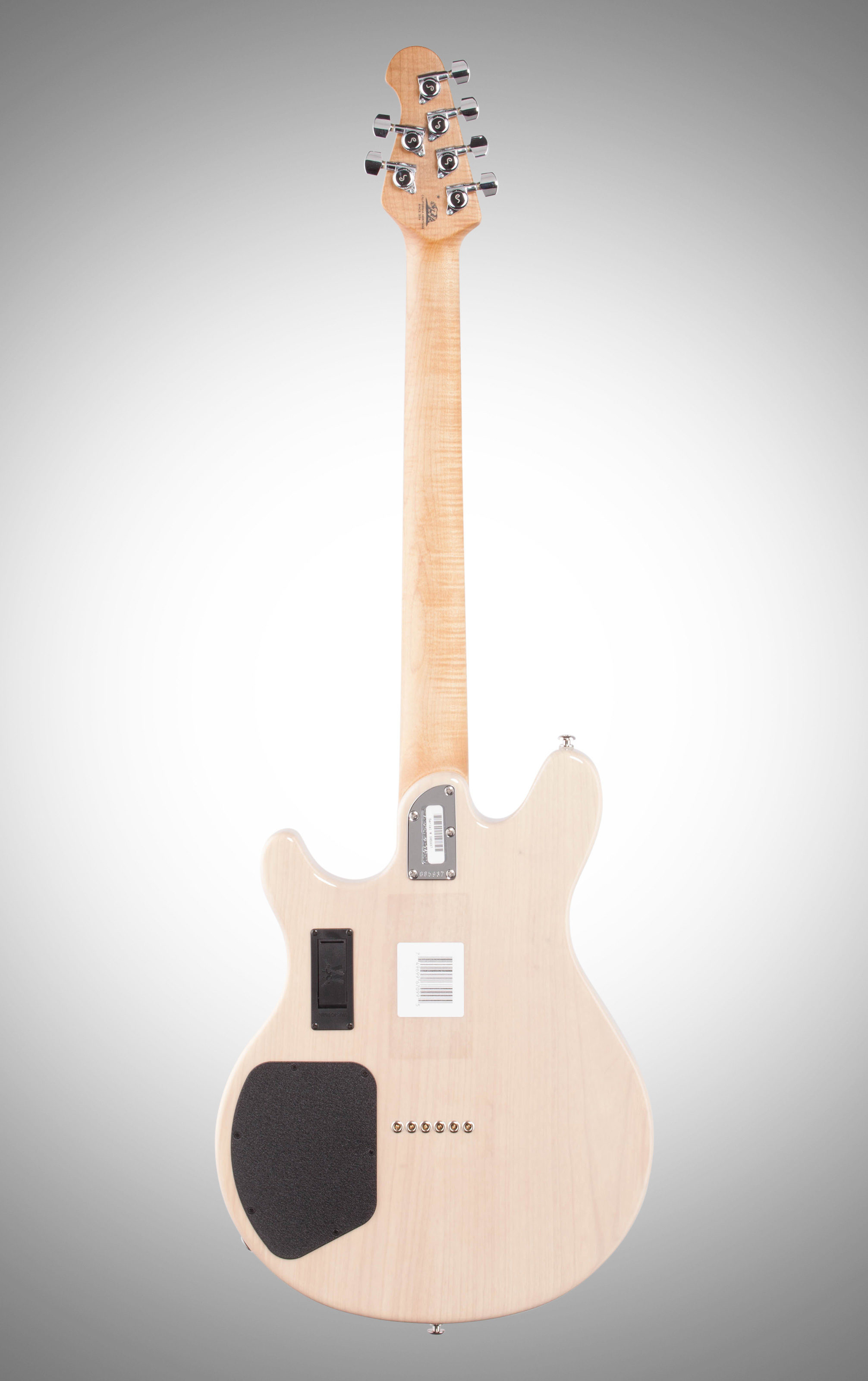 Ernie Ball Music Man Valentine Electric Guitar With Case
