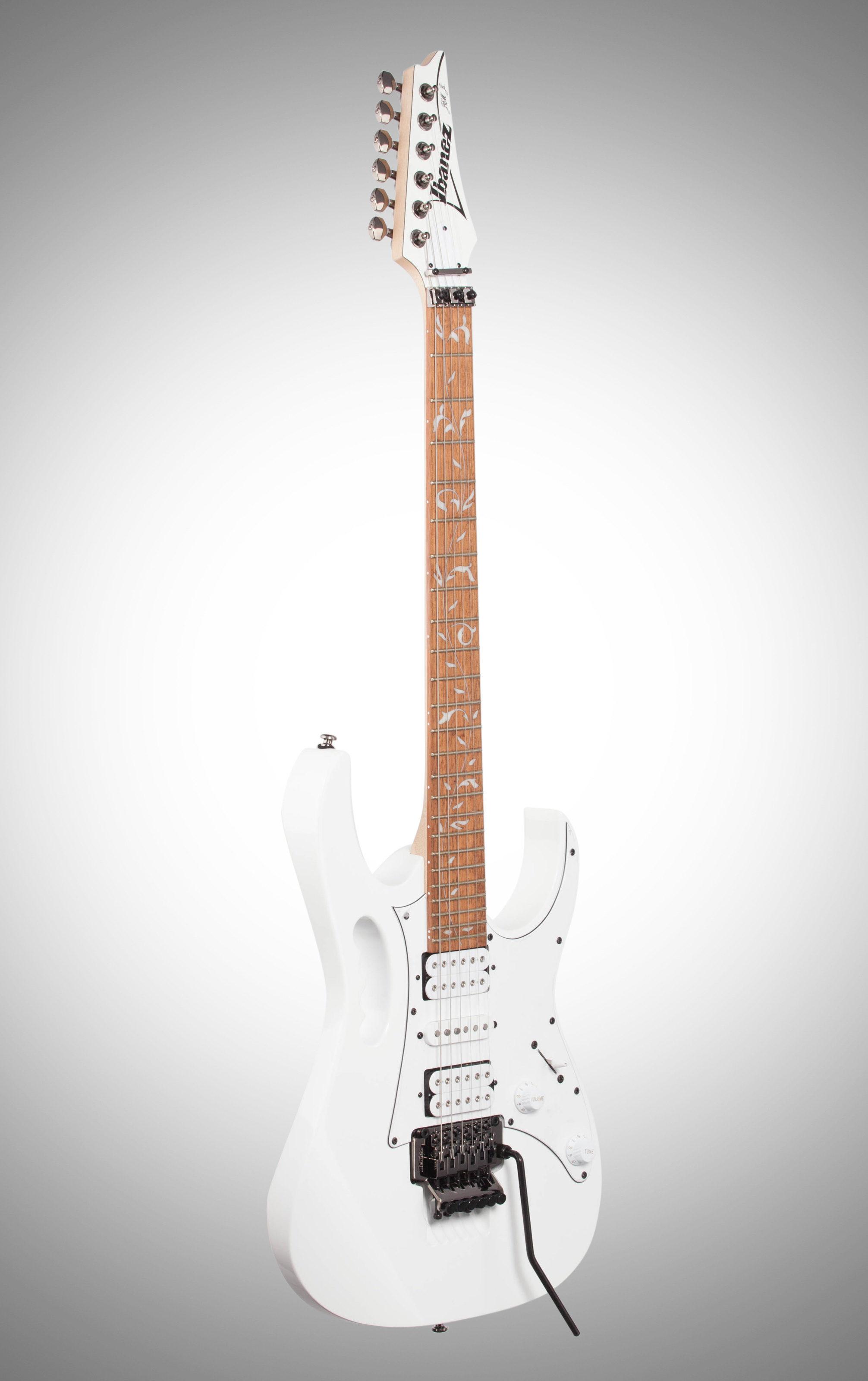 Ibanez Steve Vai Jem Junior Electric Guitar White