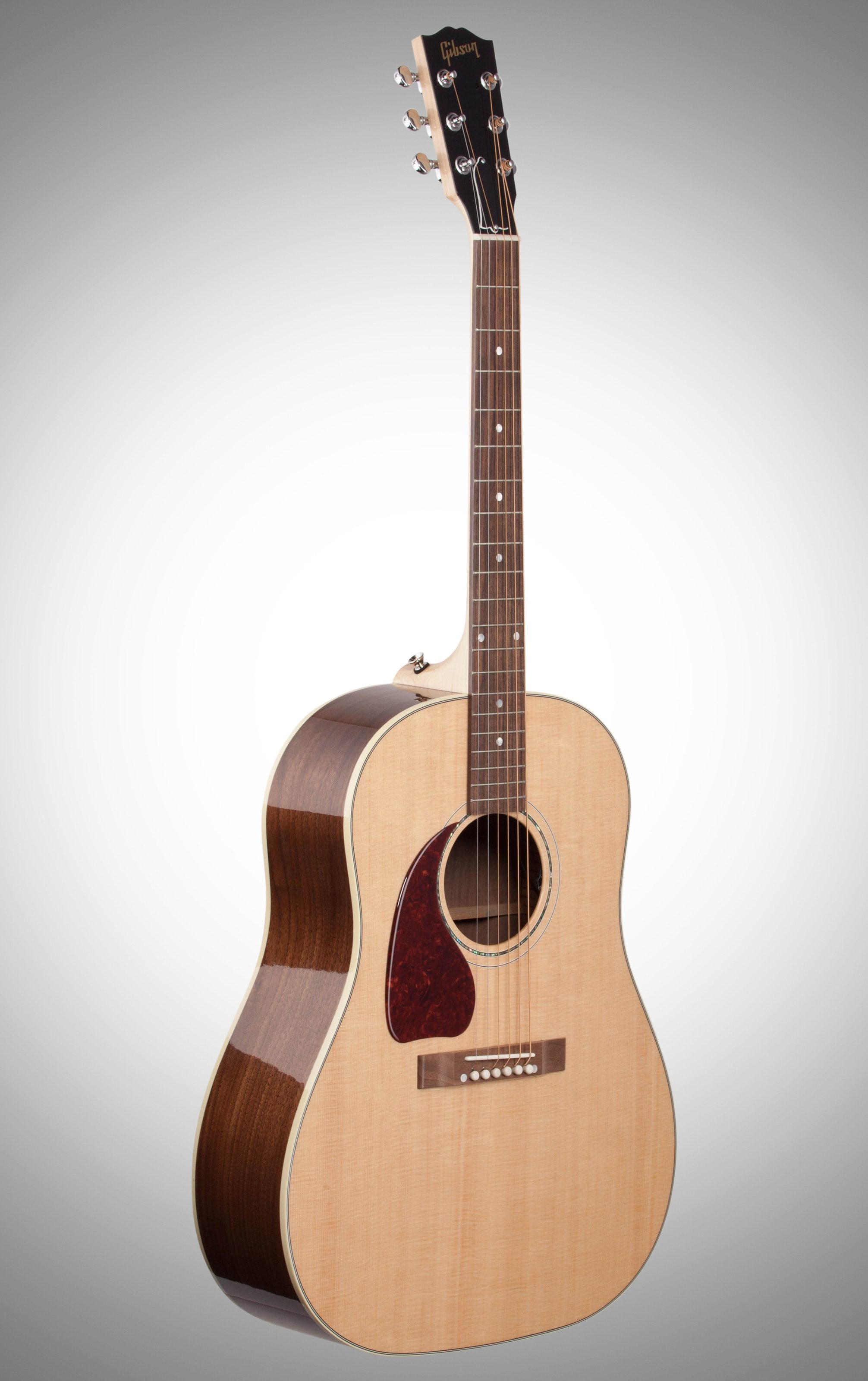 Gibson 2018 J 15 Acoustic Electric Guitar Left Handed ZZounds