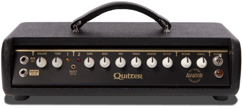 Quilter Aviator Gold Guitar Amplifier Head (200 Watts