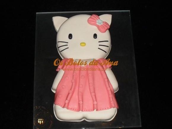 Bolo ematico Hello Kitty