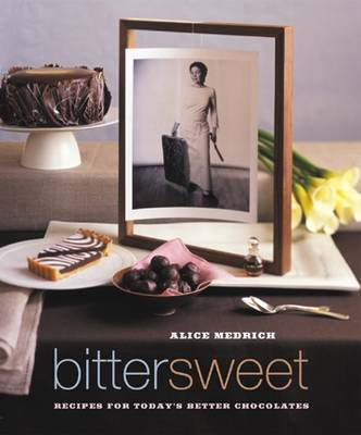 cookbook review of bittersweet by alice medrich