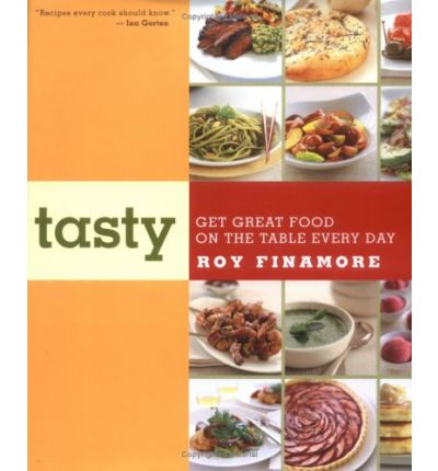cookbook review of tasty by roy finamore