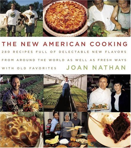 cookbook review of new american cooking by joan nathan