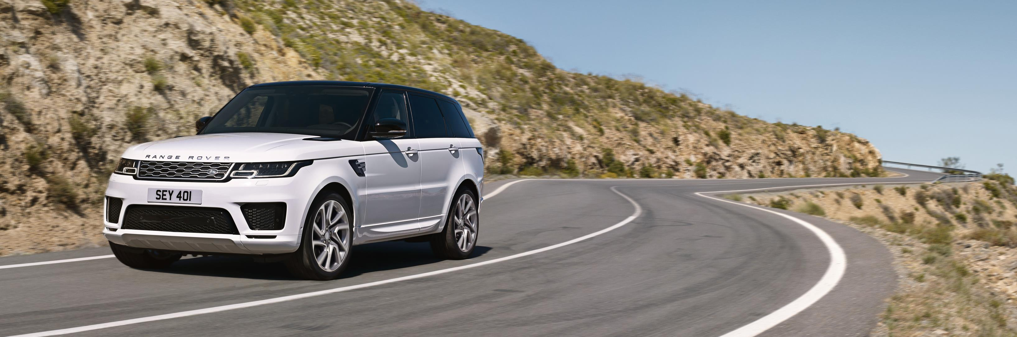 Range Rover Sport P400e PHEV Arrives In Early 2018 — 31 Mile NEDC