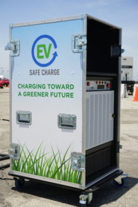 EV Safe Charge Portable Fast Charger