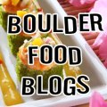 Boulder Food Blogs