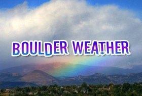 Boulder Weather