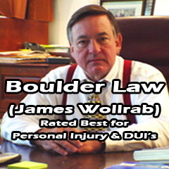 Boulder Law (James Wollrab)