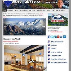 Bill Allen of Boulder