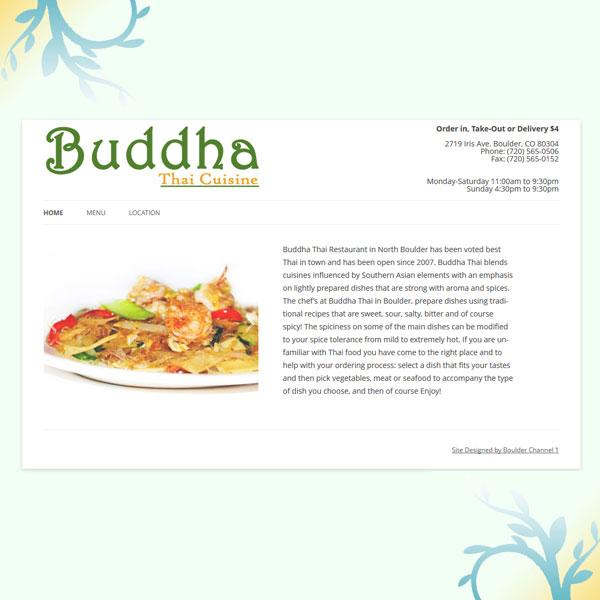 Buddha Thai Cuisine