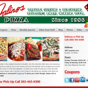 Jalino's Pizza