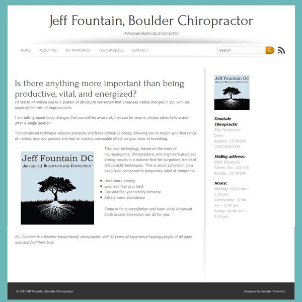 Fountain Chiropractic
