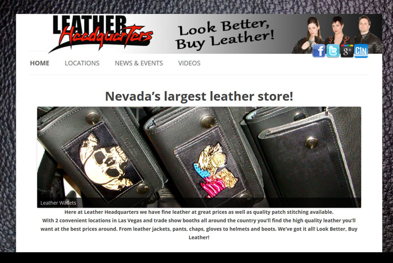 Leather Headquarters