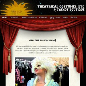 Theatrical Costumes Etc...