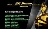 Inception - Academy Award Nomination