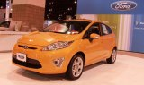 2012 Ford Fiesta and C-MAX
