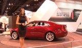 2013 Cadillac ATS Display at the 2013 Denver Auto Show