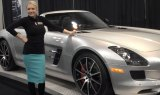 Mercedes-Benz Display at the 2013 Denver Auto Show