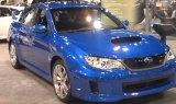 Subaru Display at the 2013 Denver Auto Show