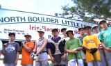 North Boulder Little League, Colorado State Champions 2011