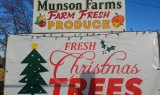 Munson Farms Christmas Trees and Wreaths