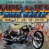 Leather Headquarters will be at the Fire & Ice Rally in Grants, NM July 17th-19th 2015!
