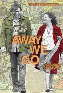 Away We Go - Movie Poster