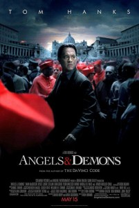 Angels and Demons - Movie Poster