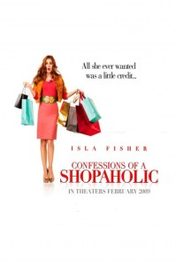 Confessions of a Shopaholic - Movie Poster