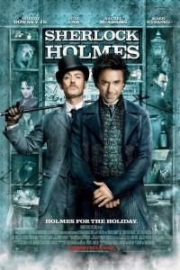 Sherlock Holmes - Movie Poster
