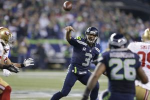 Seattle Quarterback Russell Wilson is not Payton Manning, but the Seahawks defense is better