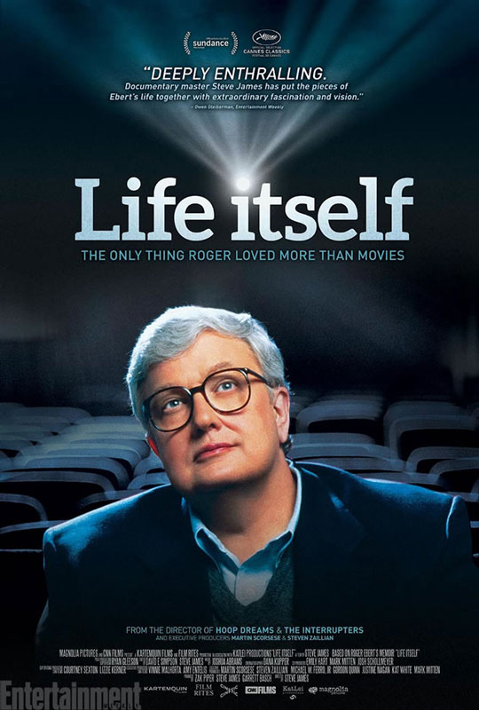Life Itself - Movie Poster