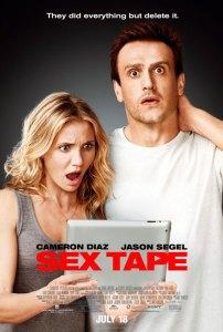 Sex Tape - Movie Poster