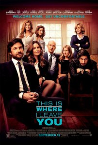 This Is Where I Leave You - Movie Poster