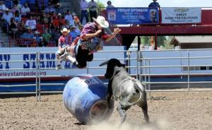 Greeley Stampede June 24-July 4, 2017