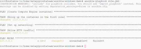 Using Ansible for WIndows - Sela India
