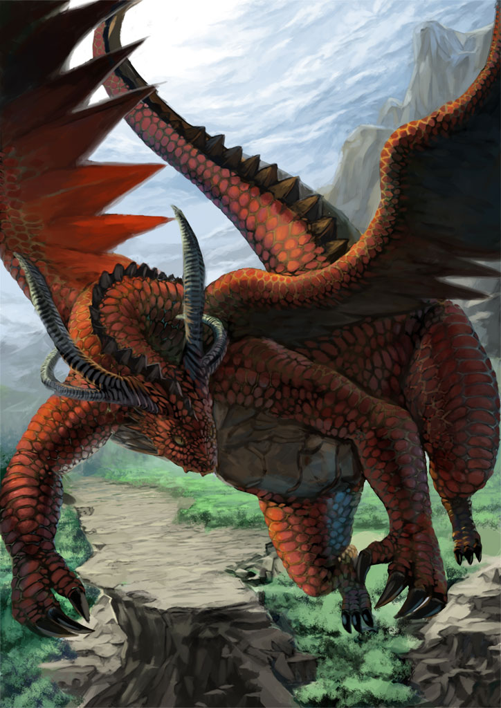 「dragon」