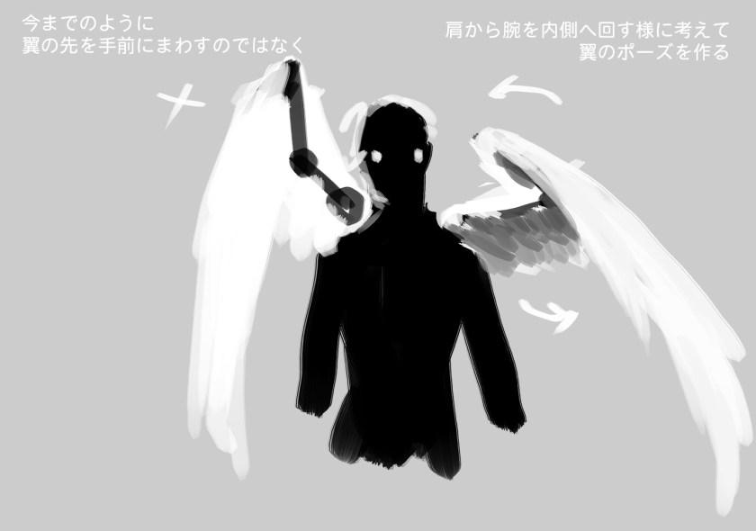 翼の動作考察4