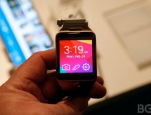 Samsung Gear 2 and Gear Fit Hands-on