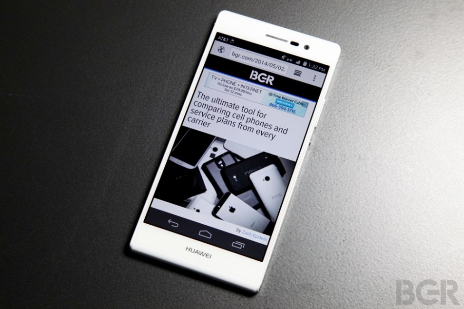 bgr huawei ascend p7 10 - This secret tweak will make your Android phone much faster