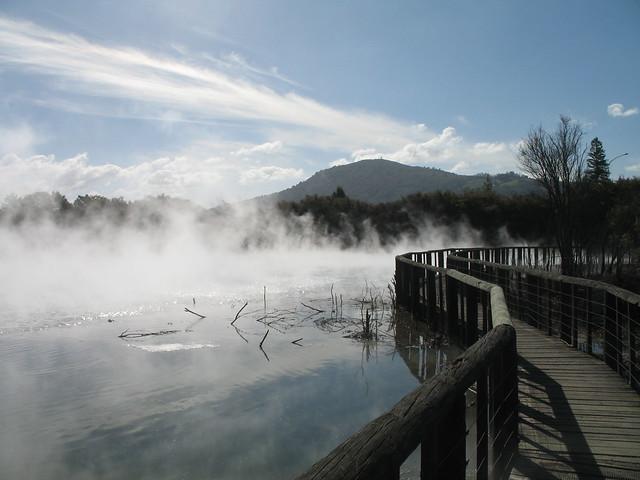 Kuirau Park, Rotorua