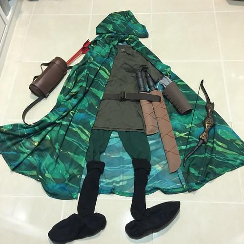Ranger's Apprentice costume