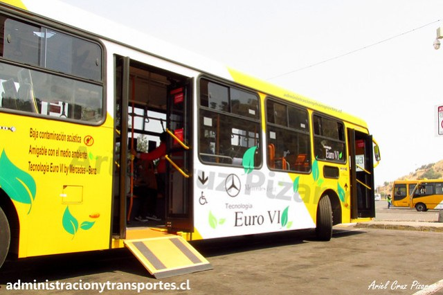 Transantiago | STP Santiago | Caio Mondego II - Mercedes Benz / FLXS31