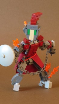 MOC Olympics Finals: Gladiator