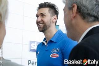 andrea bargnani, italbasket, media day, nazionale, 2015