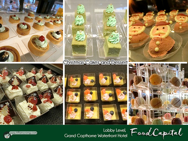 Grand Copthorne Waterfront Food Capital Christmas Dessert 2