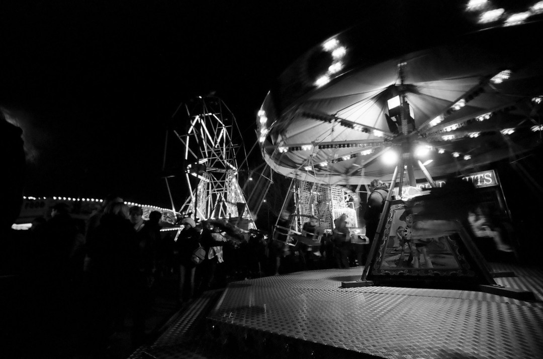 Xmas Fayre with a Lomo LC-Wide