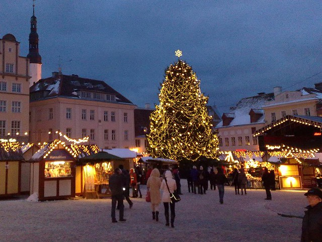 World's Most Magical Christmas Towns - 10