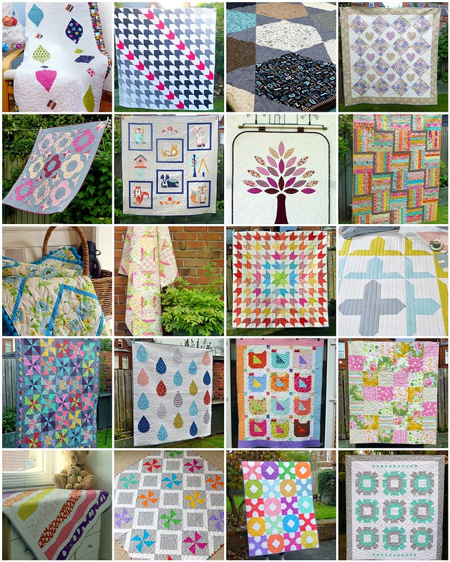 2016 in Quilts